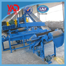 China Products Safety Equipments Automatic Used Tyre Recycling Machine /Motorcycle Tyres