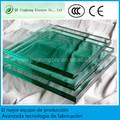 Vidrio templado 10 mm de cristal de alta calidad