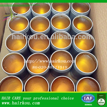 Hair Styling Products Hair Wax Gel water based strong hold Wax Hair Pomade