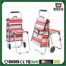New Design Foldable Shopping Carts With Set