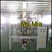 FOSHAN Zhongchuan Automatic Nuts Packing Machine For Nuts Peanuts Beans