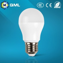 white/warm white high lumen 5 watt led bulb e27/b22 with good quality