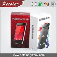 laminated cardboard multi chargeur smartphone station black smartphone packaging manuals smartphone packaging box