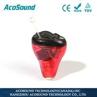 AcoSound Acomate 610 Instant Fit high quality mini hearing enhancer