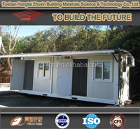 20ft movable food store prefab container coffe shop