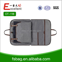 High quality handled suitcase