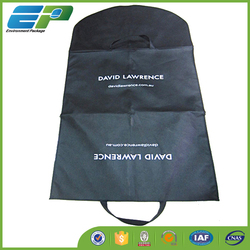 New personalized garment bag for men' suit