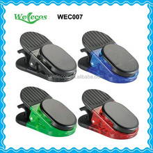 Promotional Plastic Magnetic Paper Clip with Pen Holder