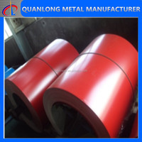 sheet metal roofing rolls supply any color
