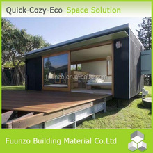 Large Space Cost Efficient Container Fast Food Kiosk