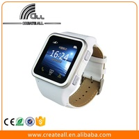 Touch screen mini latest cheap fashion gps gsm camera watch mobile phone