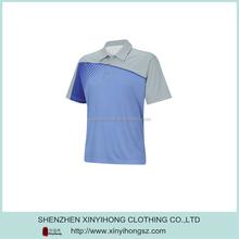 High Quality Coolmax Dri Fit Sublimated Men Retail Polo Shirt