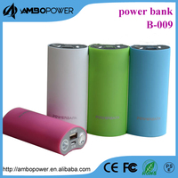 5200mah external rohs 18650 mobile phone portable battery charger