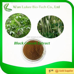 100% Natural Pure Black Cohosh Extract Powder Triterpene Glycosides