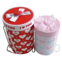 Round gift shipping Box