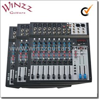 [Winzz] Pro Audio 10 Channles Mixer Professional Mixing Console ( AMS-B10EFF )