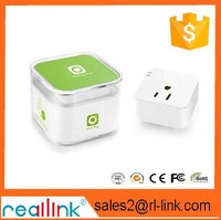 Reallink right angle electrical plug adapter,OEM design wifi smart plug