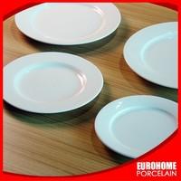 European restaurant airline hotel custom ceramic cheap china dish