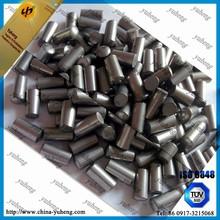 Barra do tungstênio/volfrâmio pesados cilindros de liga leve para venda
