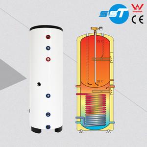 Alta eficiência portátil chuveiro gêiser de água quente rápida, geyser solar de fábrica preço de atacado, mini solar geyser