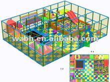 2012 Inflatable Indoor Playground BHID06