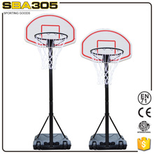 kid outdoor basketball inground pole