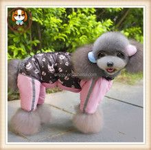 legs Small Dog Coats for Pet Clothes winter wholesale
