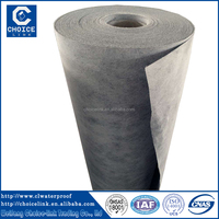 3 layer breathable membrane high quality PP+PE waterproof membrane