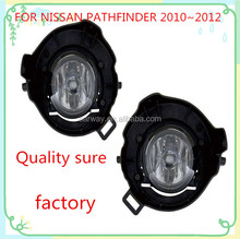 for Nissan pathfinder 210 to 2012 best price auto parts fog light