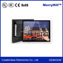 Mini 7/ 10/10.4 inch industrial bluetooth touch screen monitor pc with resistive or Capacitive touch panel