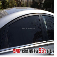 Top selling Non-adhesive Interactive Window Film, Removable Car Window Film, static Car Window Tint Film