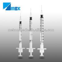 1ml/0.5ml/0.3ml insulin syringe