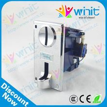 Reasonable Price coffee vending machine sapoe cpu electronic multi coin acceptor / coin selector / coin receiver spare parts
