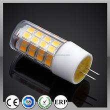 2W 200lm 2.3W 230lm 3W 300lm 4W 400lm high voltage G4 LED
