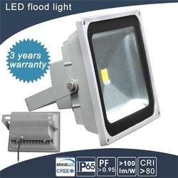 higher lumen usa chip 70w led flood light