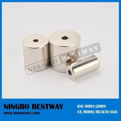 2015 Hot Sale Axial Ring Magnet Supplier