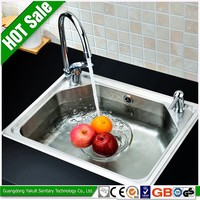 Stainless steel kitchen sink manufacture