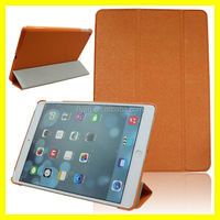 cross pattern Slim Tri-Folding Case Cover & Stand w/ Magnetic Cover for ipad air for ipad 5