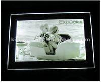 Acrylic crystal A1 A2 A3 A4 LED screen printing light box