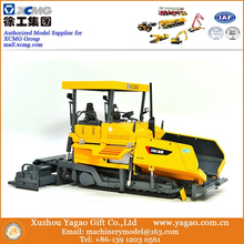 OEM Scale Model, 1:35 XCMG RP1256 Paver Model Gift, Decoration, Collection, Toy, Craft