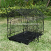 iron wire pet cage dog cage