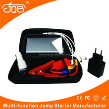 Best Selling Products MiniFish Car Accessory 12V Powerful Emergency Jump Starters With Power Bank