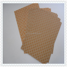Diamond dotted paper DDP/ Phenolic resin bonded paper DDP IT has pass the UL system