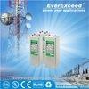 Hot sell EverExceed Tubular OPzV solar backup solar battery 2v 250ah