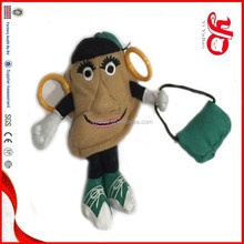 Promotional cheap plush adult toy dolls