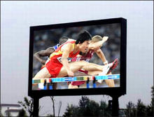 led screen smd sport board football p12 rgb full color
