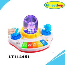 New Mini musical fountain dancing toys