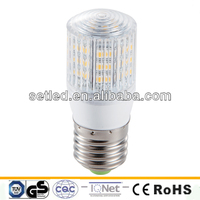 4W E27 E14 SMD 3528 High power 360degree Dimmable LED Corn bulb