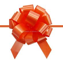 Hong Kong Pull Ribbon Bow/ Packing Star Ribbon Bow made by Bow Machine hot sell in USA