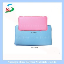 new material foam filling pillow for baby's crib